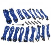 Kit cabluri modulare BitFenix Alchemy 2.0 CSR-Series Blue