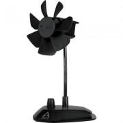 Вентилатор за бюро ARCTIC Breeze USB, Черен