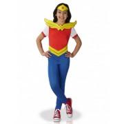 Vegaoo Kostüm Wonder Woman Superhero Girls