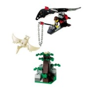 Lego Adventurers Dinosaur Island Research Glider Set # 5921 Block toy (parallel import)