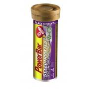 PowerBar 5 Electrolytes Energitillskott Black Currant 10 Tabs 2019 Sportdryck