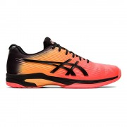 Asics Solution Speed FF L.E. Tennisschoenen Heren - koraal