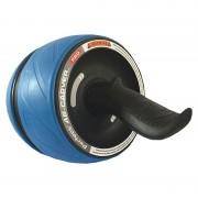 Roata tonifiere abdomen AB-Carver Pro, Negru/Albastru