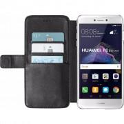 Azuri Wallet Magneet Huawei P8 Lite (2017) Book Case Zwart