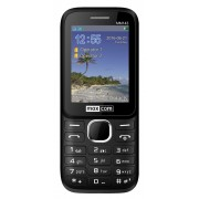 MaxCom Classic MM143 Dual Sim Black compatibil 3G inclusiv DIGI RDS