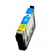 Italy's Cartridge CARTUCCIA T0712 CIANO COMPATIBILE PER Epson Stylus D78/D78/D92/DX 4000 T0892 CAPACITA' 12ML