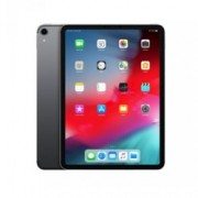 "Таблет Apple iPad Pro (2018)(MU1F2HC/A)(сив), LTE, 11"" (27.94 cm) Liquid Retina дисплей, осемядрен A12X Bionic, 4GB RAM, 512GB Flash памет, 12.0 & 7.0MPix камера, iOS 12, 468g"