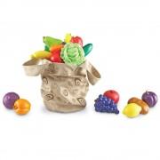 Plasa cu fructe si legume set sortare