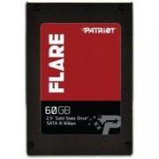 """Patriot Memory PFL60GS25SSDR drives allo stato solido 60 GB Serial ATA III 2.5"""""""