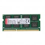 Kingston 8GB DDR3 1600MHz notebook memória KVR16LS11/8