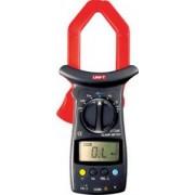Uni-T digitális lakatfogó multiméter UT-204