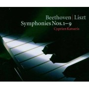 Beethoven/Liszt - Symphonies No.1-9 (0825646086528) (6 CD)
