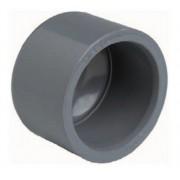 PVC Zárókupak D25mm