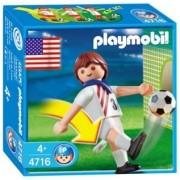 Playmobil Usa Soccer Player Figure