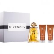 Givenchy Pí coffret I. Eau de Toilette 100 ml + gel de duche 75 ml + bálsamo after shave 75 ml