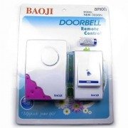 Original Wireless Doorbell With Colorful Flashlight (32 Musics)