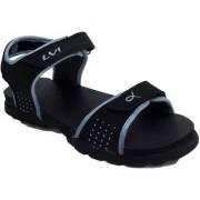 Feet Culture Men's Multicolor Nubuck Leather Sandals
