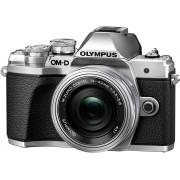Olympus OM-D E-M10 Mark III - Zilver + 14-42mm EZ