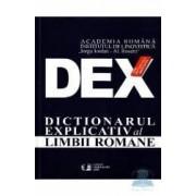 Dex - dictionar explicativ al limbii romane. Ed. 2012