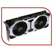 Видеокарта MSI GeForce RTX 2080 Ventus OC 1800Mhz PCI-E 3.0 8192Mb 14Gbps 256-bit USB-C HDMI 3xDP RTX 2080 VENTUS 8G OC