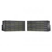 Cisco Systems Catalyst WS-C2960X-48TD-L switch di rete Gestito L2 Gigabit Ethernet (10/100/1000) Nero