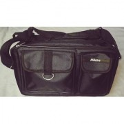 Nikon DSLR/SLR Camera Bag (Black)