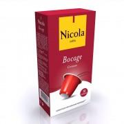 Capsule Nicola Cafes Bocage Cremoso, compatibile Nespresso, 10 capsule