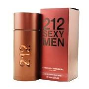 Carolina-herrera 212 Sexy men 100 ml Eau de toilette