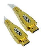 HDMI 19 Pin Male to HDMI 19Pin Male Gold-plating Cable 1.3 Version Support HD TV / Xbox 360 / PS3 etc Length: 3m