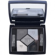 Dior 5 Couleurs Designer палитра от сенки за очи цвят 008 Smoky Design 4,4 гр.