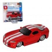 Macheta auto Dodge Viper SRT 10 2008 1 64 - rosu