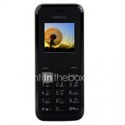 Nokia 105 dual sim kaart mobiele telefoon voor GSM 900 / 1800mhz ultra lange tijd standby