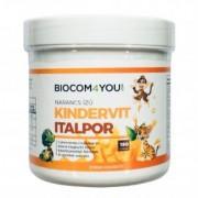 Biocom Kindervit - narancsízű italpor - 190g