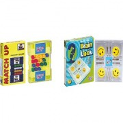 Virgo Toys Matchup and Brain Lock (Combo)
