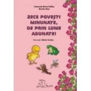 Zece povesti minunate de prin lume adunate - Smaranda Maria Cioflica