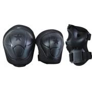 Set protectii Nextreme copii negru