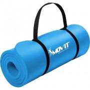 Jógamatrac MOVIT® - világos kék, 183 x 60 x 1 cm