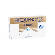 CooperVision Frequency 55 Aspheric (3 contact lenses)