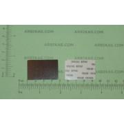 Ресет чип Black, 12K за Kyocera Mita FS 2020