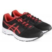 Asics PATRIOT 8 Running Shoes For Men(Black)