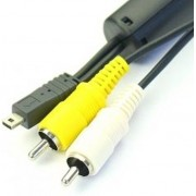 Video AV Kabel voor de Sony Cyber-shot DSC-W830 (VMC-15CSR1)