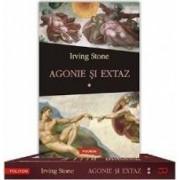 Agonie si extaz Vol.1+2 - Irving Stone