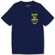 Hyperfied Neo Logo T-Shirt, Medieval Blue 134-140