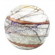 Grote Glazen Bol Dieren Urn Elan Terra (4 liter)