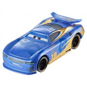 Disney Pixar Cars Die Cast Next Gen Octane Gain 19 Carlos Racer Vehicle, Blue