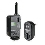 Transmisor Y Receptor FT-16 Para Estudio Y Witstro Ad360
