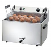 Fritadeira de pastelaria - 1 x 16 l - gás natural - 20 mbar