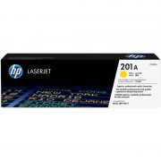 Consumabil HP 201A Yellow LaserJet Cartridge