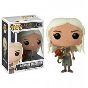 Pop! Vinyl Figura Funko Pop! Daenerys Targaryen - Juego de Tronos