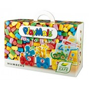 PlayMais Fun to Learn Numbers Arts and Crafts Building Box Educational Toys